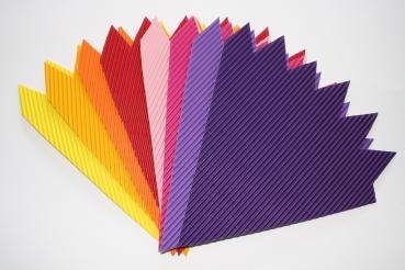walter creativ schult tenspitze verst rkung aus wellpappe viel farben zur auswahl. Black Bedroom Furniture Sets. Home Design Ideas